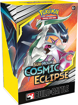 Pokémon TCG: Sun & Moon—Cosmic Eclipse Elite Trainer Box