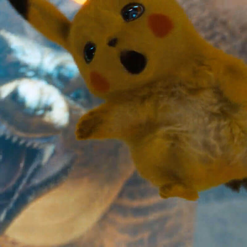 Pokemon Tcg Detective Pikachu