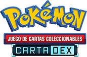Pokémon Trading Card Game Card Dex logo.