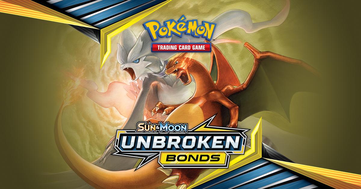 Homepage Pokémon Tcg Sun Moonunbroken Bonds