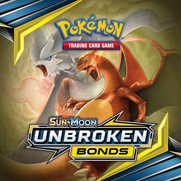 image about Pokemon Binder Cover Printable named Homepage Pokémon TCG: Sunshine MoonUnbroken Bonds