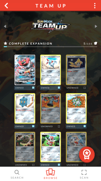 Homepage | Pokémon TCG: Sun & Moon—Unbroken Bonds